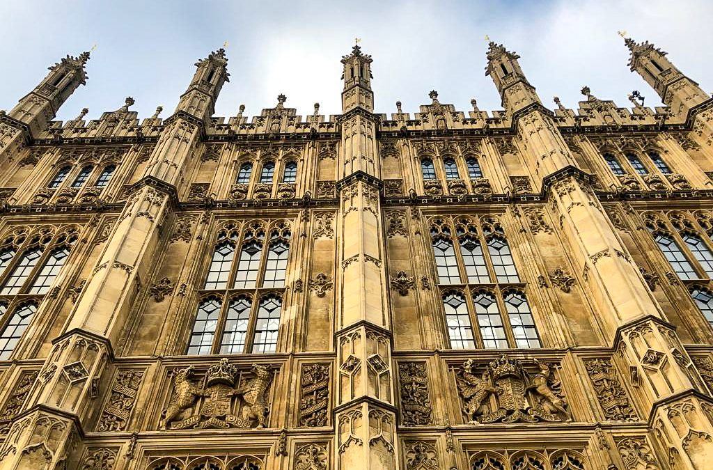 Breakfast at the House of Commons