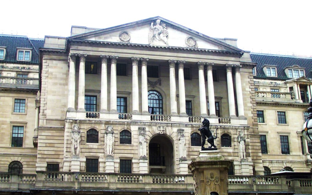 Meeting and Lunch at the Bank of England