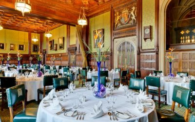 Dinner at the House of Commons