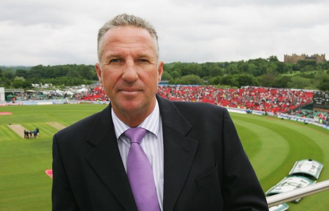 Lunch With Sir Ian Botham