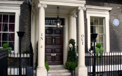 Fine Dining at the In & Out Naval and Military Club, London