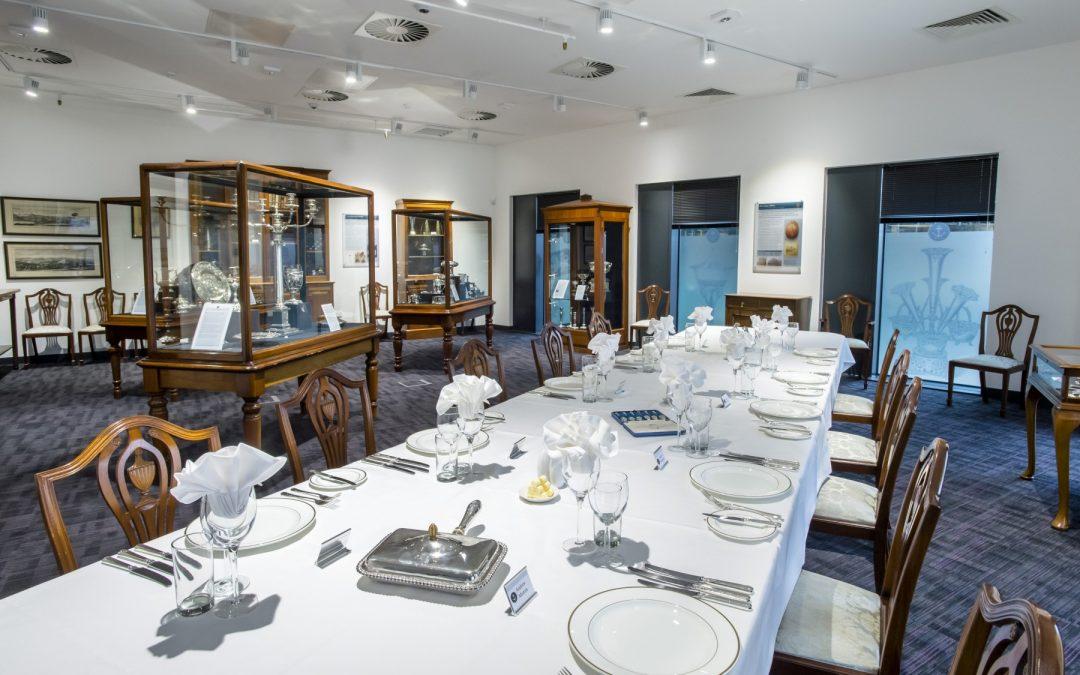 Fine Dining Investors Evening at the Assay Office, Birmingham