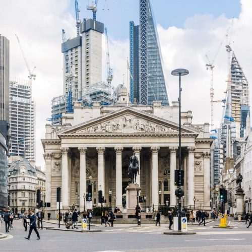 street-in-city-of-london-with-royal-exchange--bank-of-england-and-new-modern-skyscrapers--england--uk-923317900-cc8daffff0da44d38a6aacd70b8204cf
